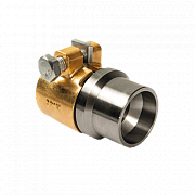 PE-X couplings for heating and COOL pipes